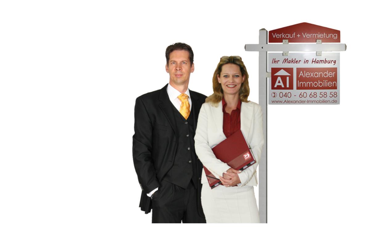 Alexander GmbH - Immobilienmakler Hamburg