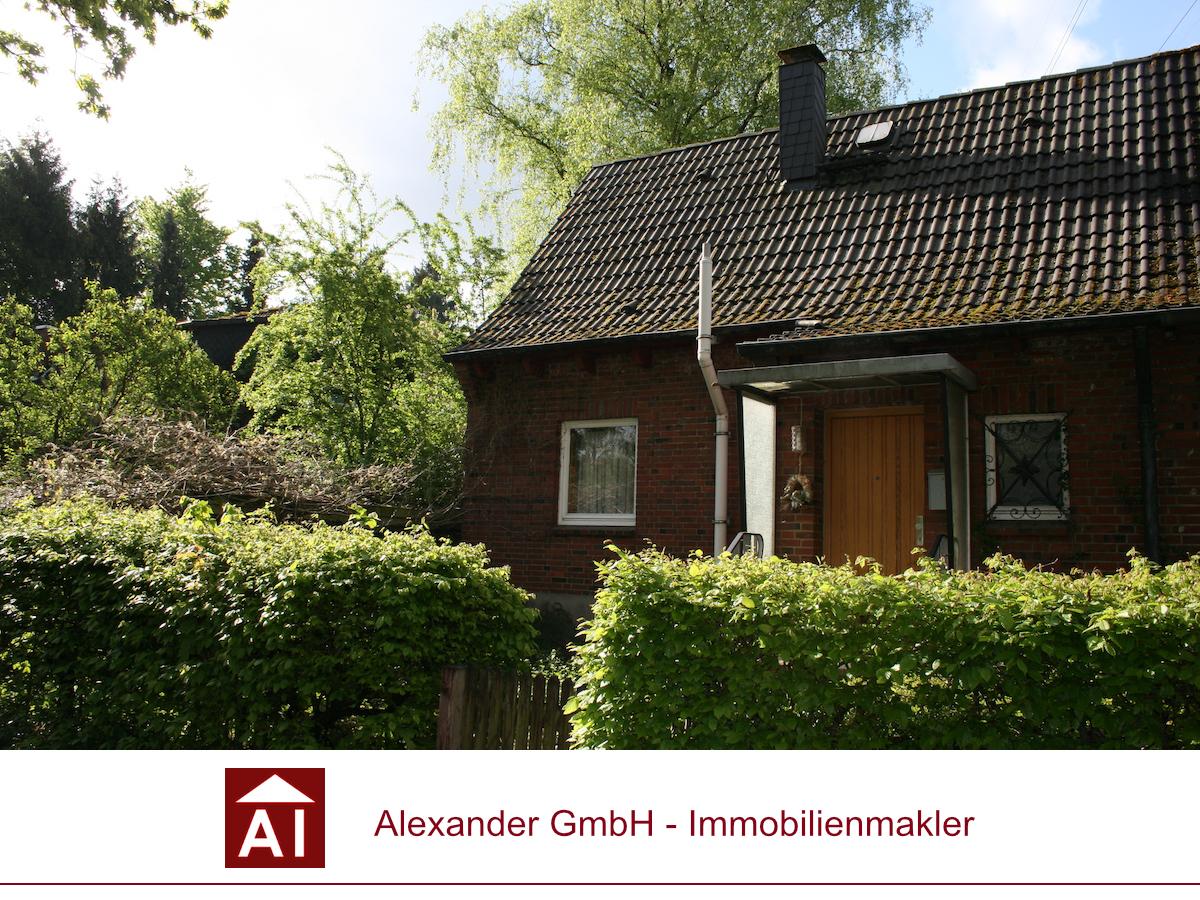 Handwerkerhaus - Alexander Immobilienmakler - Immobilienmakler in Farmsen-Berne