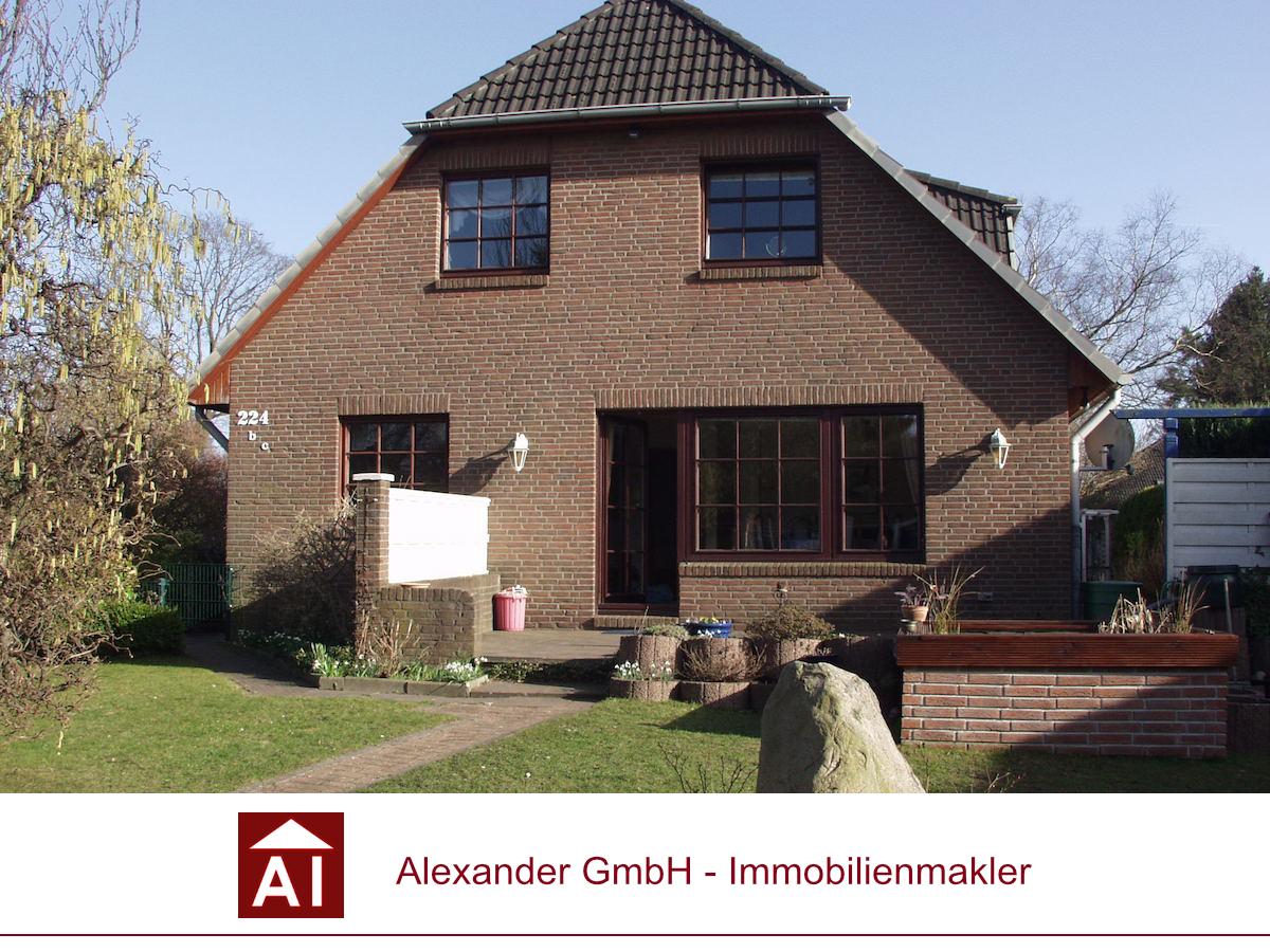 Doppelhaushälfte Sasel - Alexander Immobilienmakler für Sasel