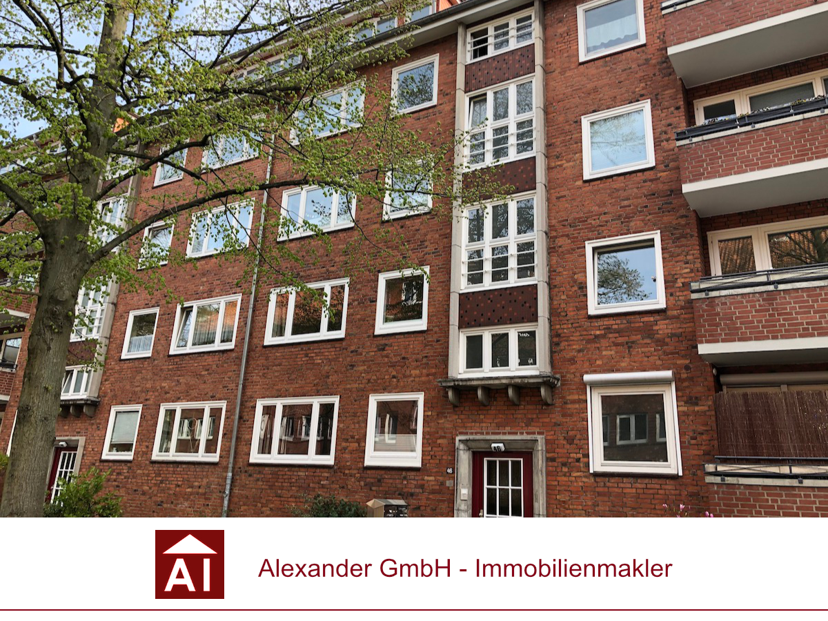 Eigentumswohnung Eilbek - Alexander Immobilienmakler - Immobilienmakler für Eilbek