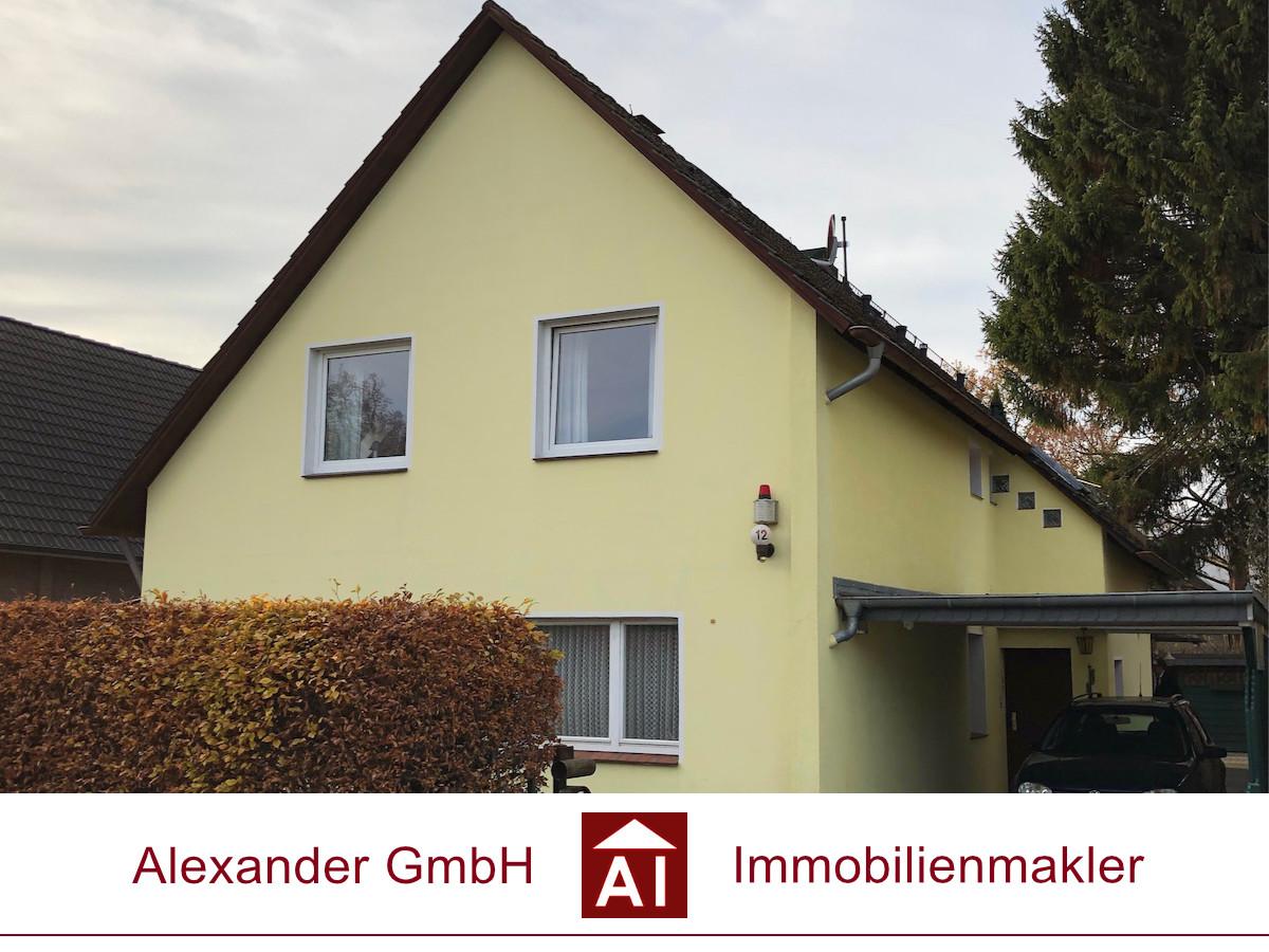 Eigentumswohnung Rahlstedt - Alexander GmbH - Immobilienmakler - Immobilienmakler für Rahlstedt