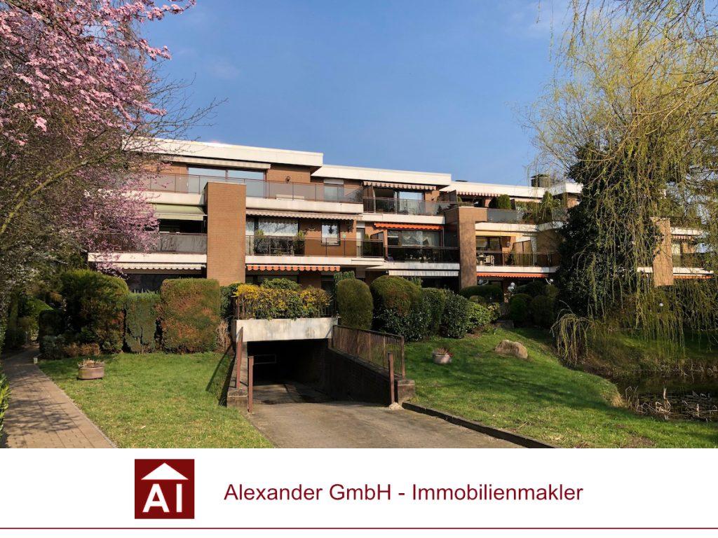 Eigentumswohnung Rahlstedt - Alexander Immobilienmakler - Immobilienmakler für Rahlstedt