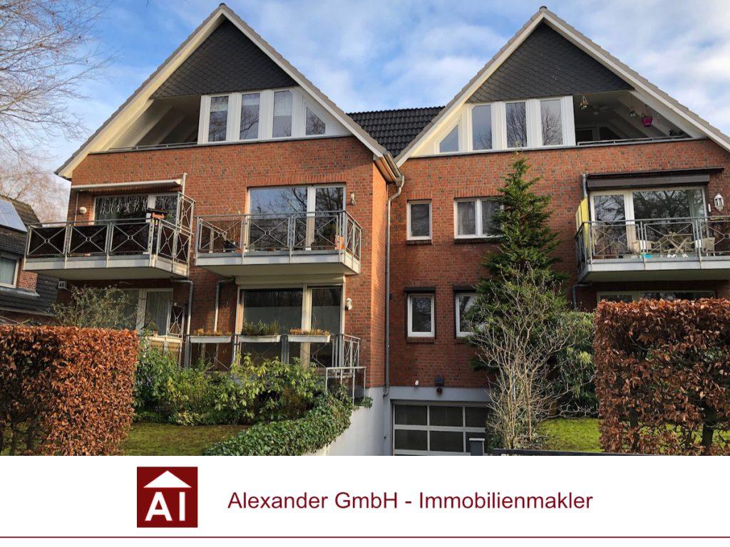 Eigentumswohnung Tonndorf - Alexander Immobilienmakler - Immobilienmakler für Tonndorf