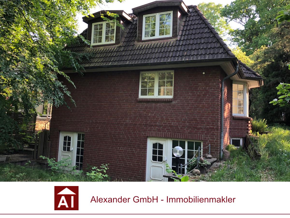 Immobilienmakler Sasel - Alexander Immobilienmakler - Immobilienmakler für Sasel