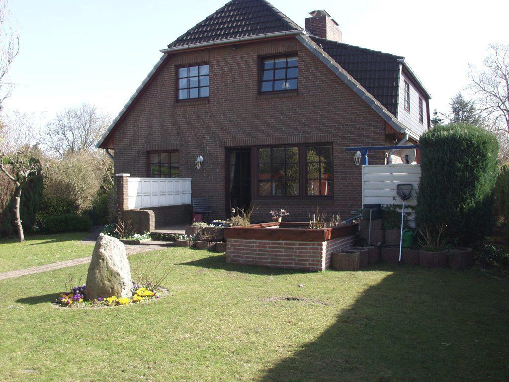 Haus mit Garten in Hamburg Sasel