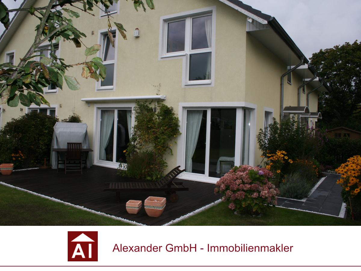Reihenhaus Jenfeld - Alexander Immobilienmakler - Immobilienmakler für Jenfeld