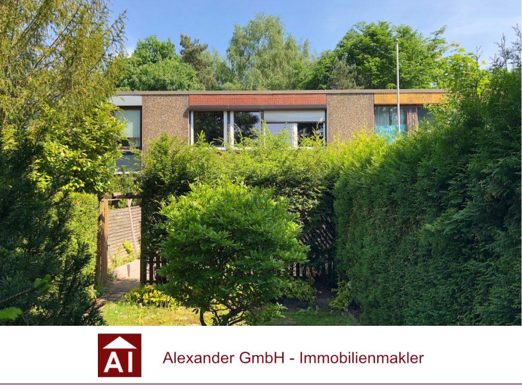 Reihenhaus in Billstedt - Alexander Immobilienmakler - Immobilienmakler für Billstedt