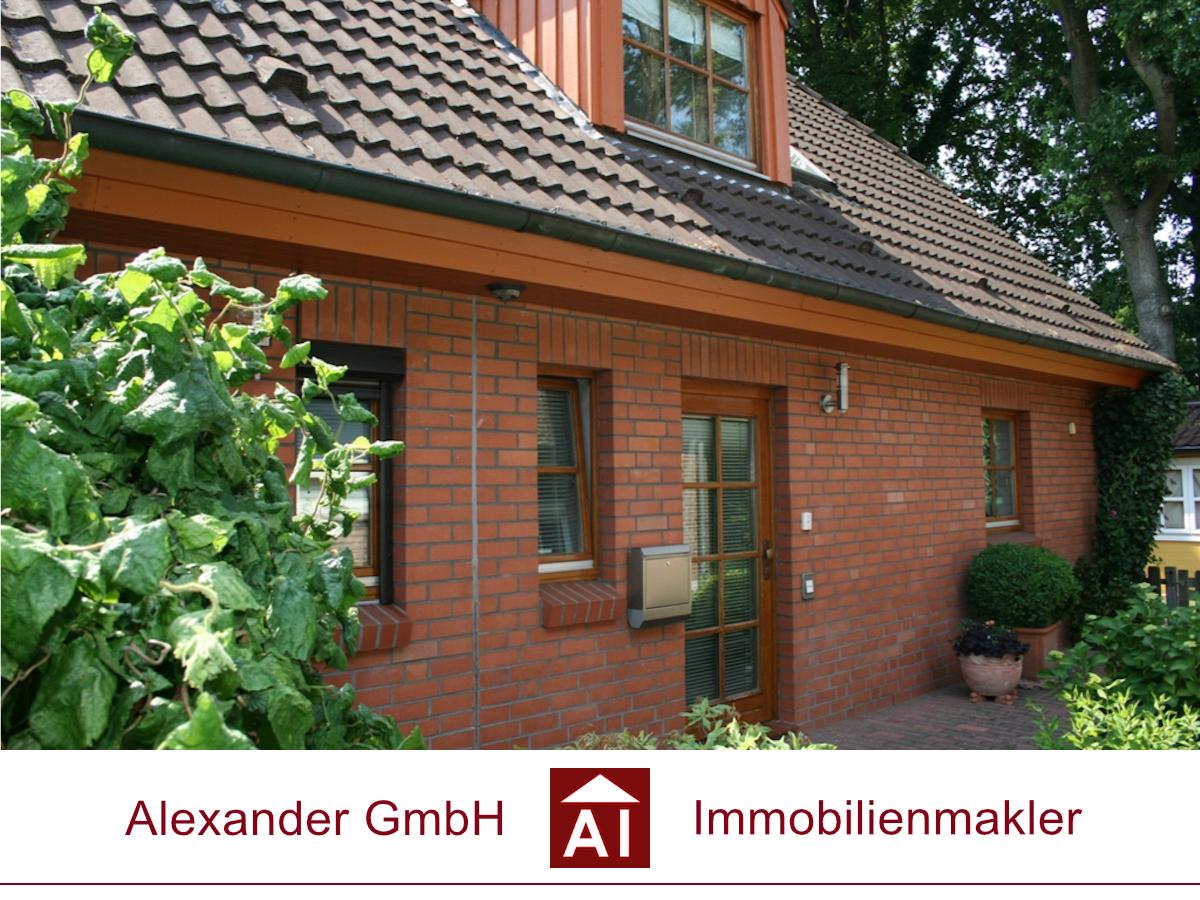 Doppelhaushälfte Poppenbüttel - Alexander GmbH - Immobilienmakler - Immobilienmakler für Poppenbüttel