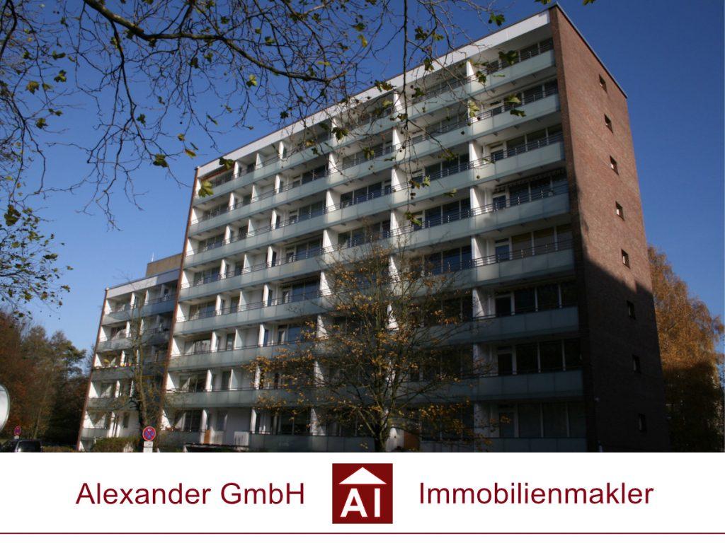 Eigentumswohnung Bramfeld - Alexander GmbH - Immobilienmakler - Immobilienmakler für Bramfeld