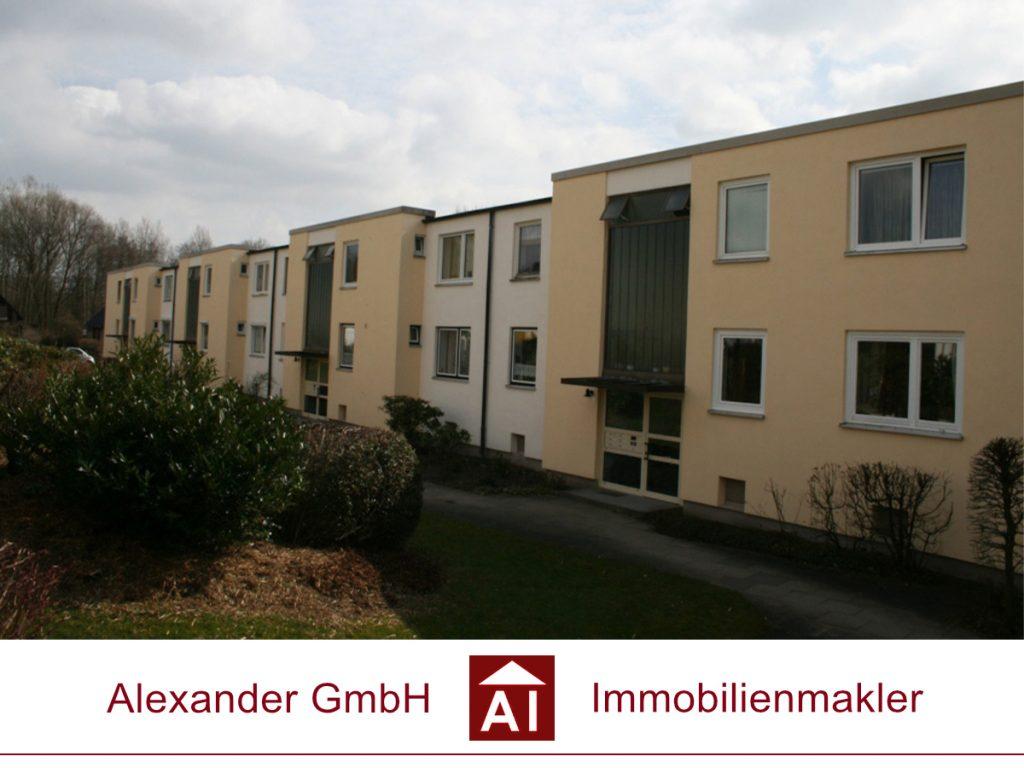 Eigentumswohnung Farmsen-Berne - Alexander Immobilienmakler - Immobilienmakler in Farmsen-Berne