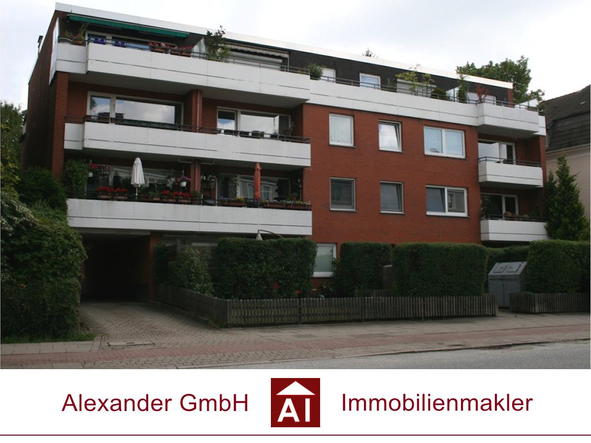Eigentumswohnung Fuhlsbüttel - Alexander GmbH - Immobilienmakler - Immobilienmakler für Fuhlsbüttel