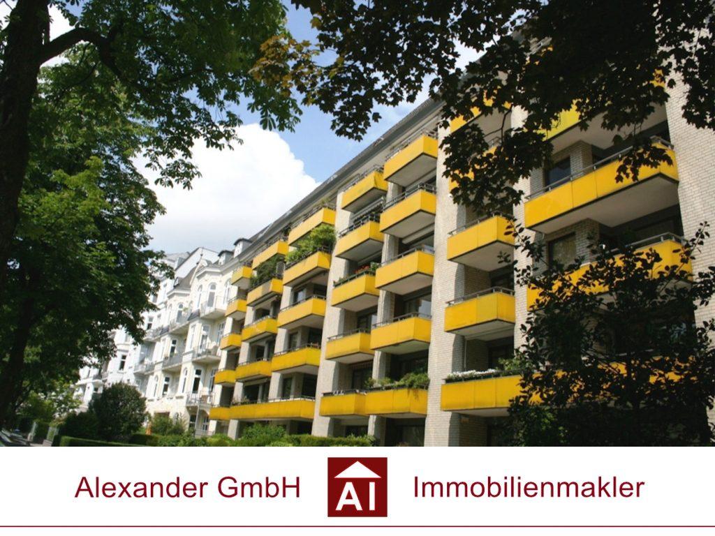 Eigentumswohnung Harvestehude - Alexander GmbH- Immobilienmakler - Immobilienmakler für Harvestehude