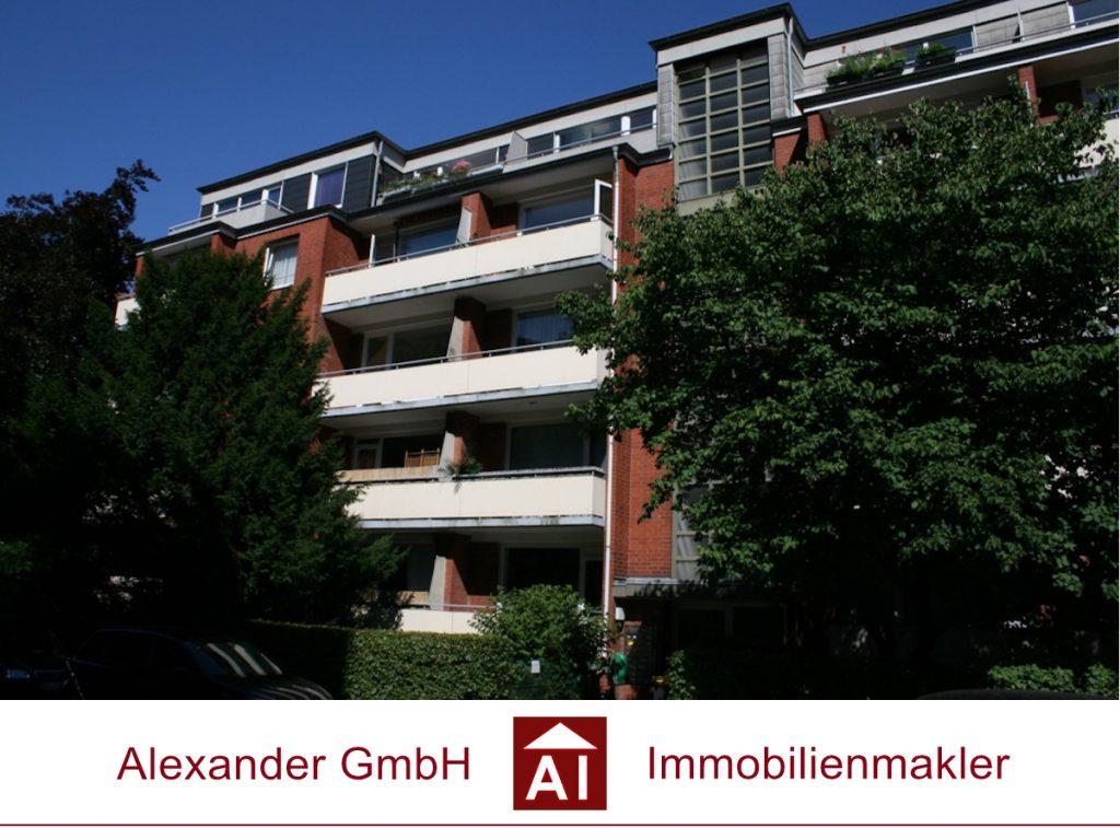 Eigentumswohnung Hohlluft-West - Alexander GmbH - Immobilienmakler - Immobilienmakler für Hoheluft-West