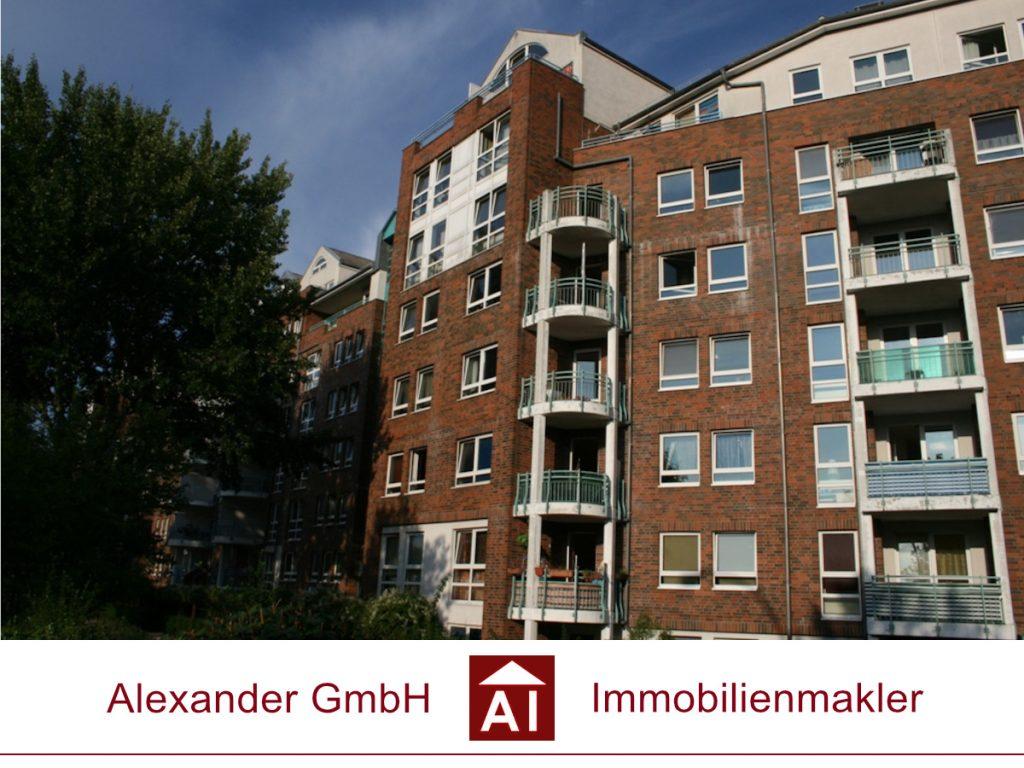 Eigentumswohnung Lohbrügge - Alexander GmbH - Immobilienmakler - Immobilienmakler für Lohbrügge