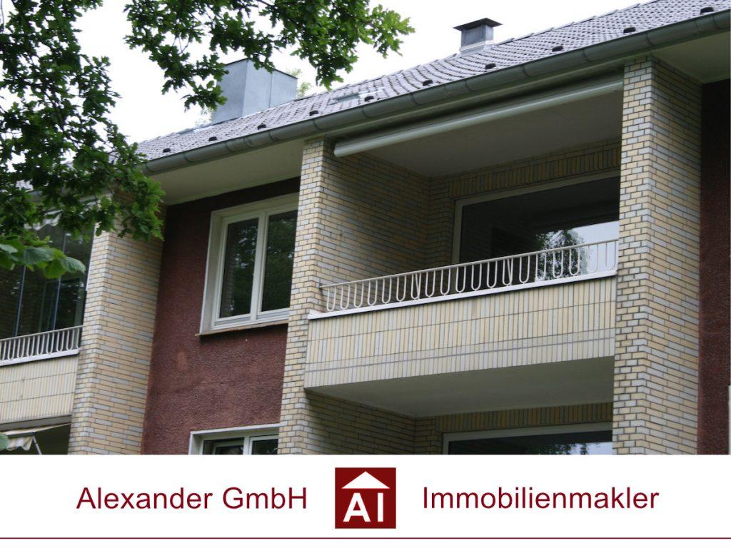 Eigentumswohnung Sasel - Alexander GmbH - Immobilienmakler - Immobilienmakler für Sasel