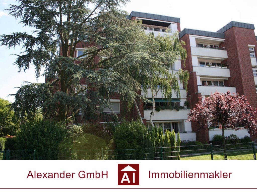 Eigentumswohnung Ohlsdorf - Alexander GmbH - Immobilienmakler - Immobilienmakler für Stellingen
