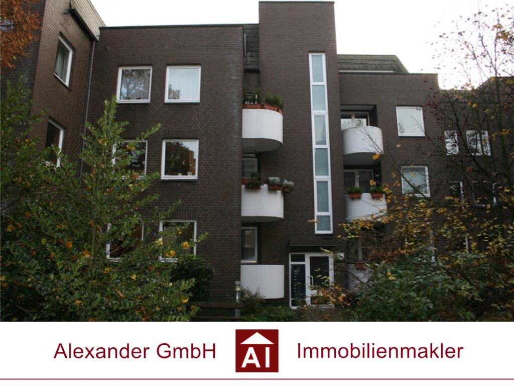 Eigentumswohnung Tonndorf - Alexander GmbH - Immobilienmakler - Immobilienmakler für Tonndorf