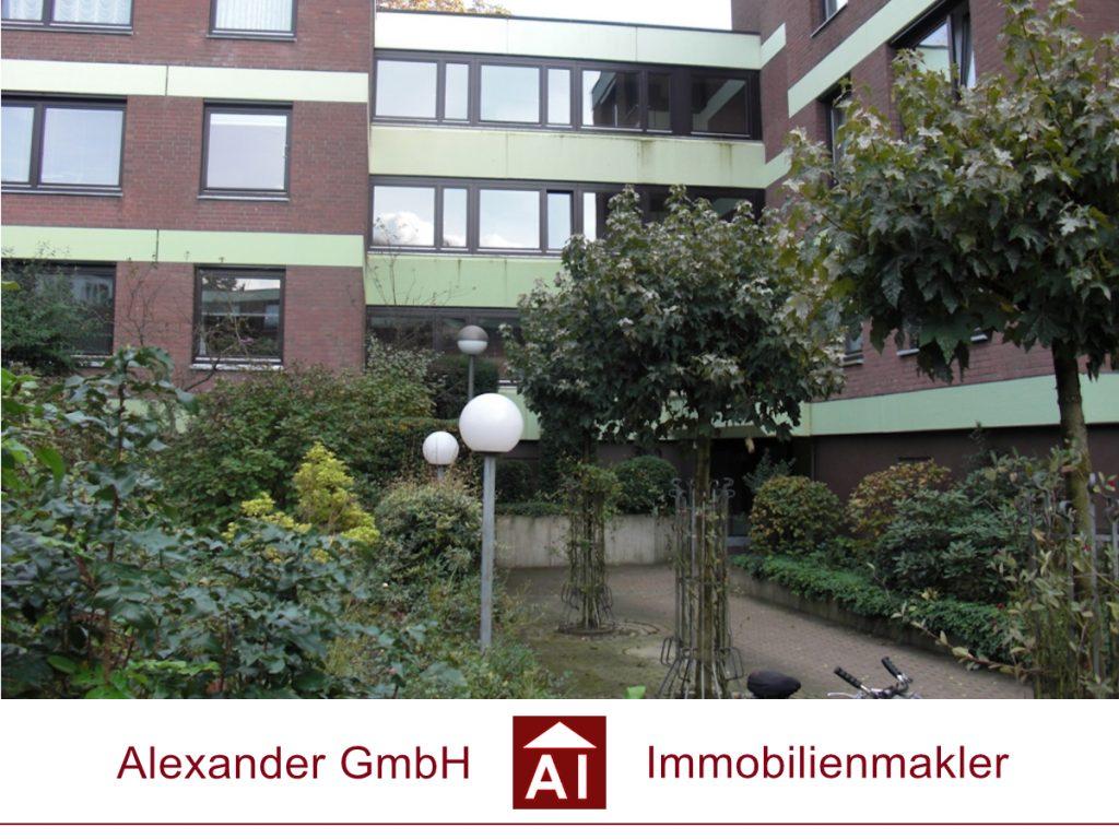 Eigentumswohnung Volksdorf - Alexander GmbH - Immobilienmakler Hamburg - Immobilienmakler für Volksdorf