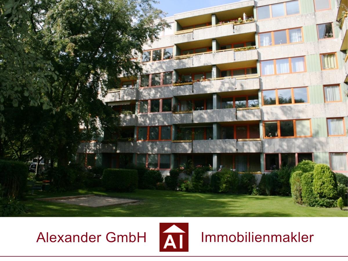 Eigentumswohnung Farmsen-Berne - Alexander GmbH - Immobilienmakler - Immobilienmakler in Farmsen-Berne