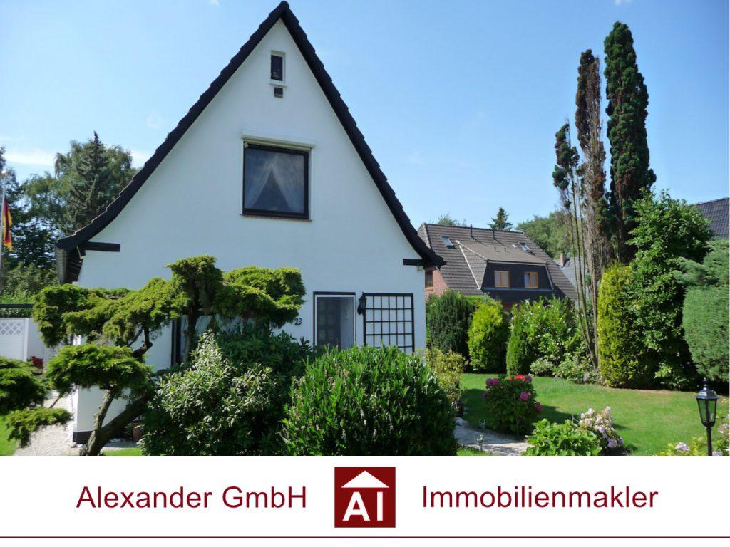Einfamilienhaus Billstedt - Alexander GmbH - Immobilienmakler - Immobilienmakler für Billstedt