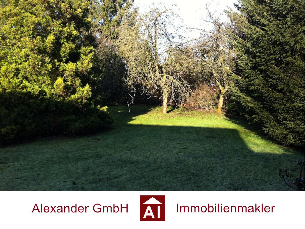 Grundstück Bramfeld - Alexander Immobilienmakler - Ihr Immobilienmakler für Bramfeld