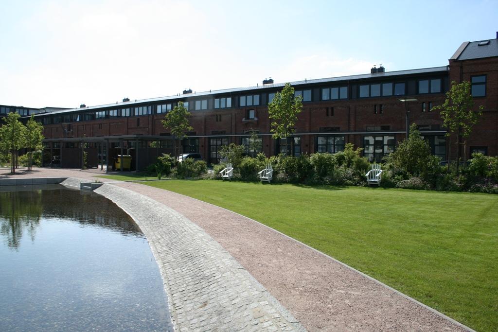 Reihenhausanlage Husarenhof Marienthal