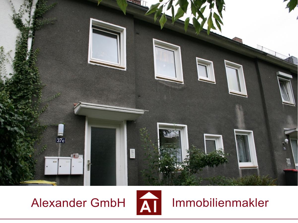 Reihenhaus Billstedt - Alexander GmbH - Immobilienmakler - Immobilienmakler für Billstedt