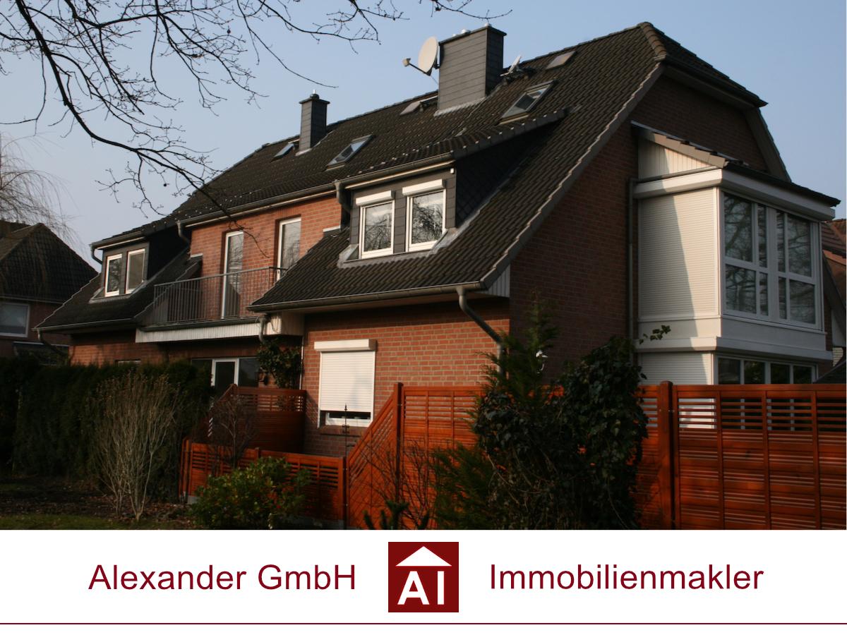 Reihenhaus Poppenbüttel - Alexander GmbH - Immobilienmakler - Immobilienmakler für Poppenbüttel