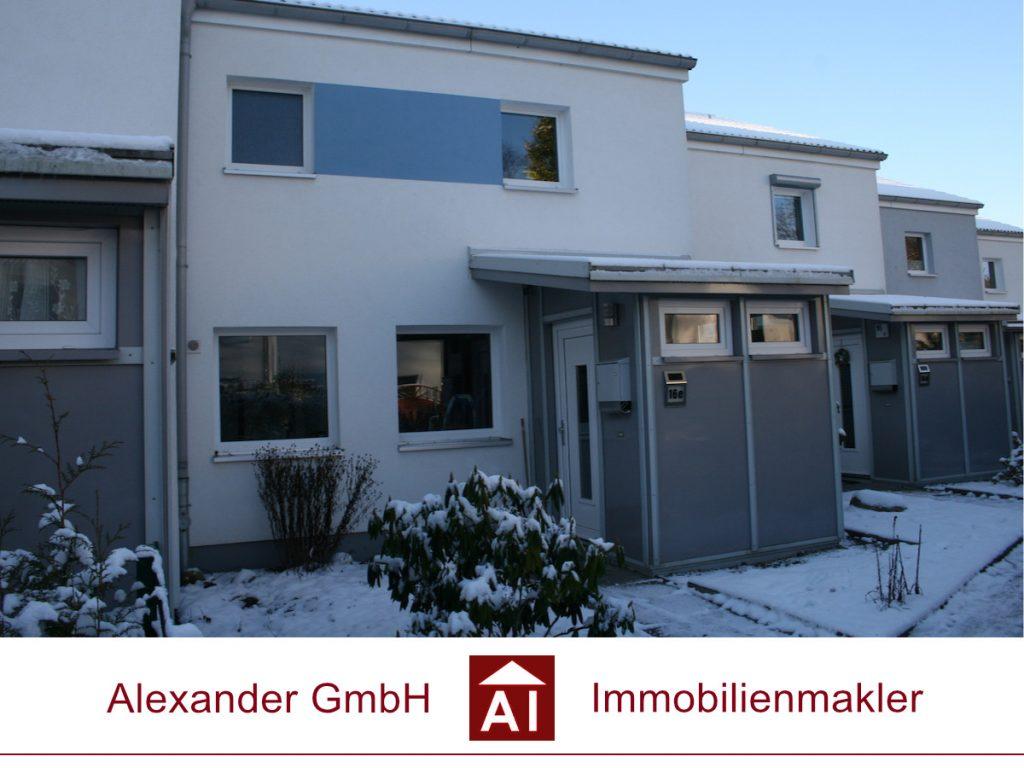 Reihenhaus Rahlstedt - Alexander Immobilienmakler - Immobilienmakler für Rahlstedt
