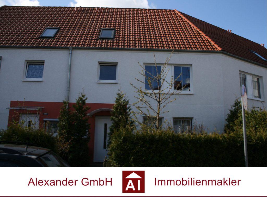 Reihenhaus Tonndorf - Alexander GmbH - Immobilienmakler - Immobilienmakler für Tonndorf