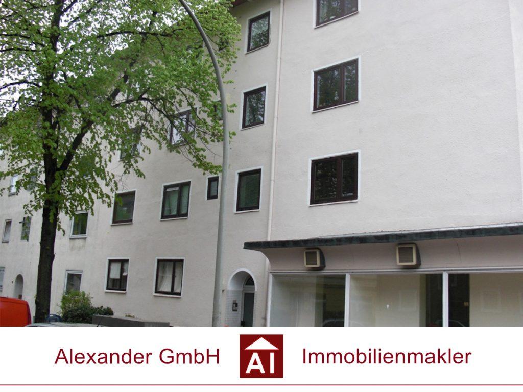 Eigentumswohnung Eilbek - Alexander GmbH- Immobilienmakler - Immobilienmakler für Eilbek