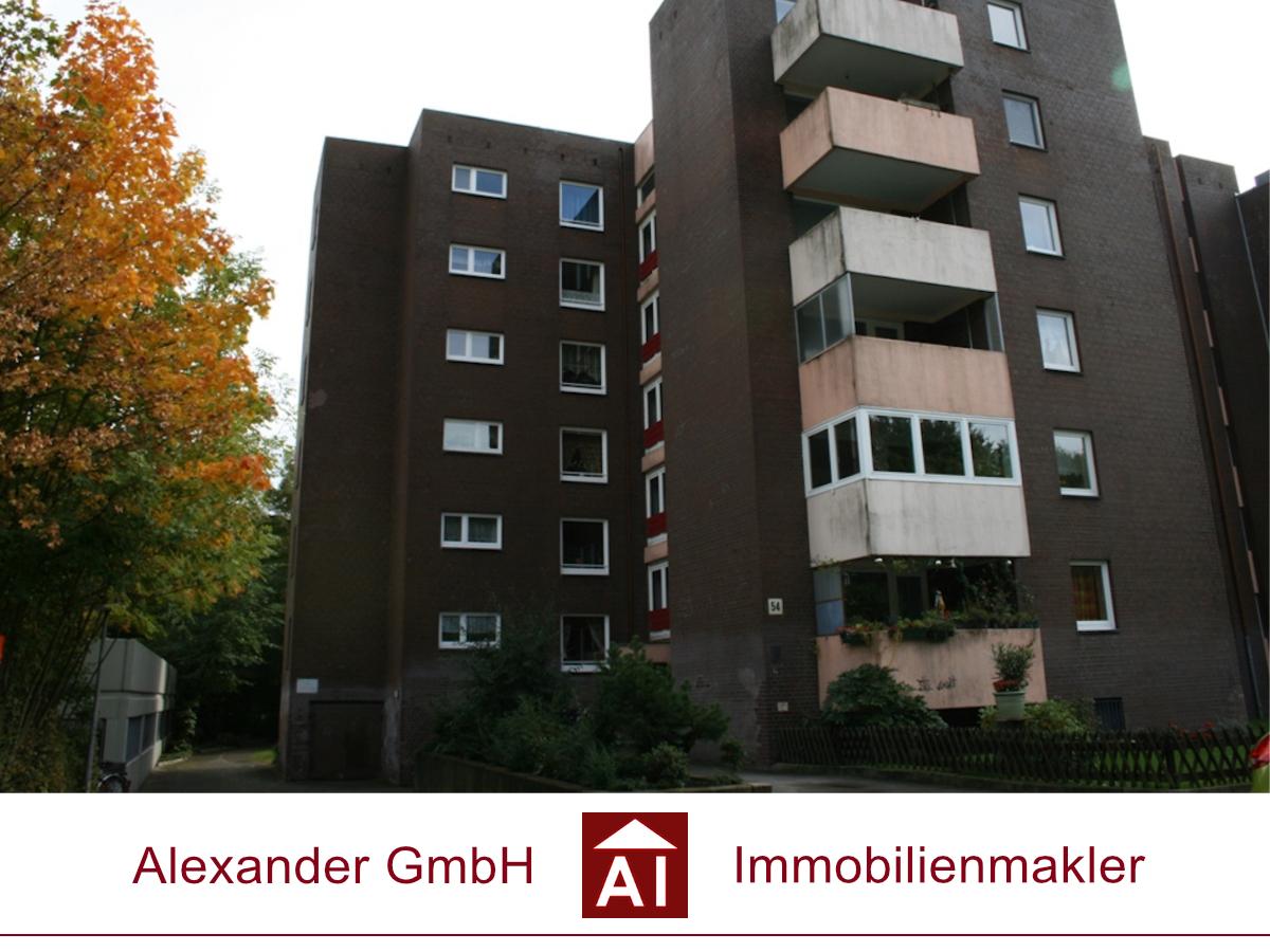 Eigentumswohnung Steilshoop - Alexander GmbH - Immobilienmakler Hamburg - Immobilienmakler für Steilshoop