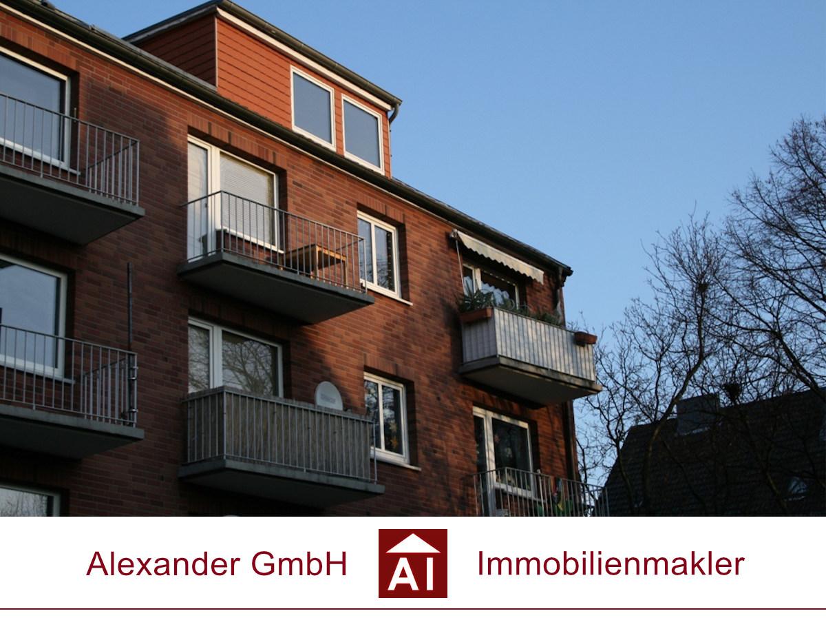 Eigentumswohnung Wandsbek - Alexander GmbH - Immobilienmakler - Immobilienmakler für Wandsbek
