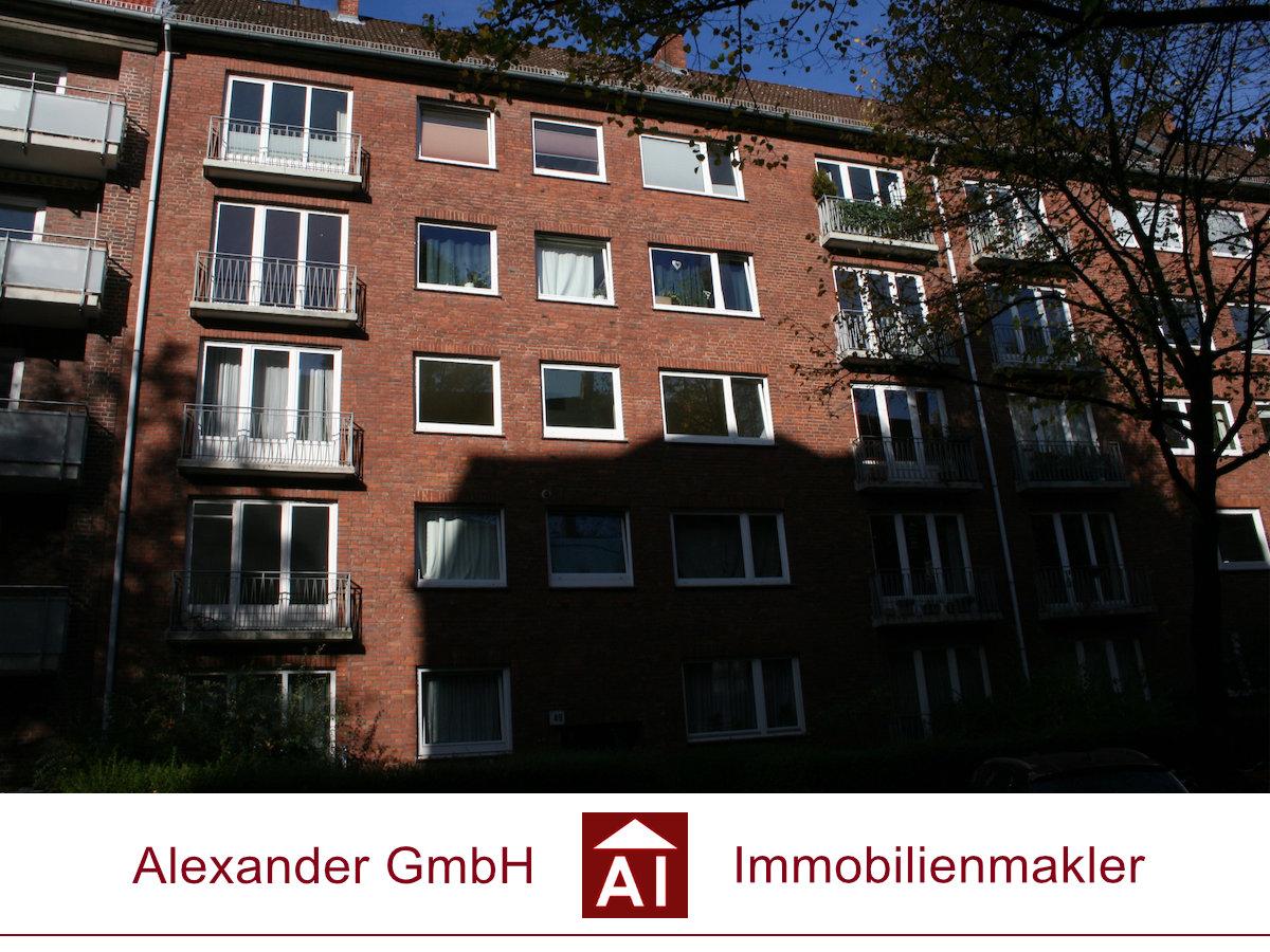 Eigentumswohnung Eimsbüttel - Alexander GmbH- Immobilienmakler Hamburg - Immobilienmakler für Eimsbüttel