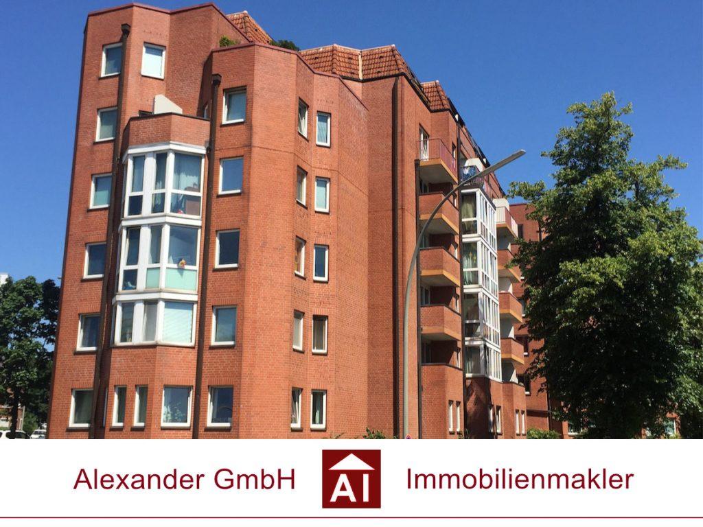Eigentumswohnung Lohbrügge - Alexander GmbH - Immobilienmakler Hamburg - Immobilienmakler für Lohbrügge