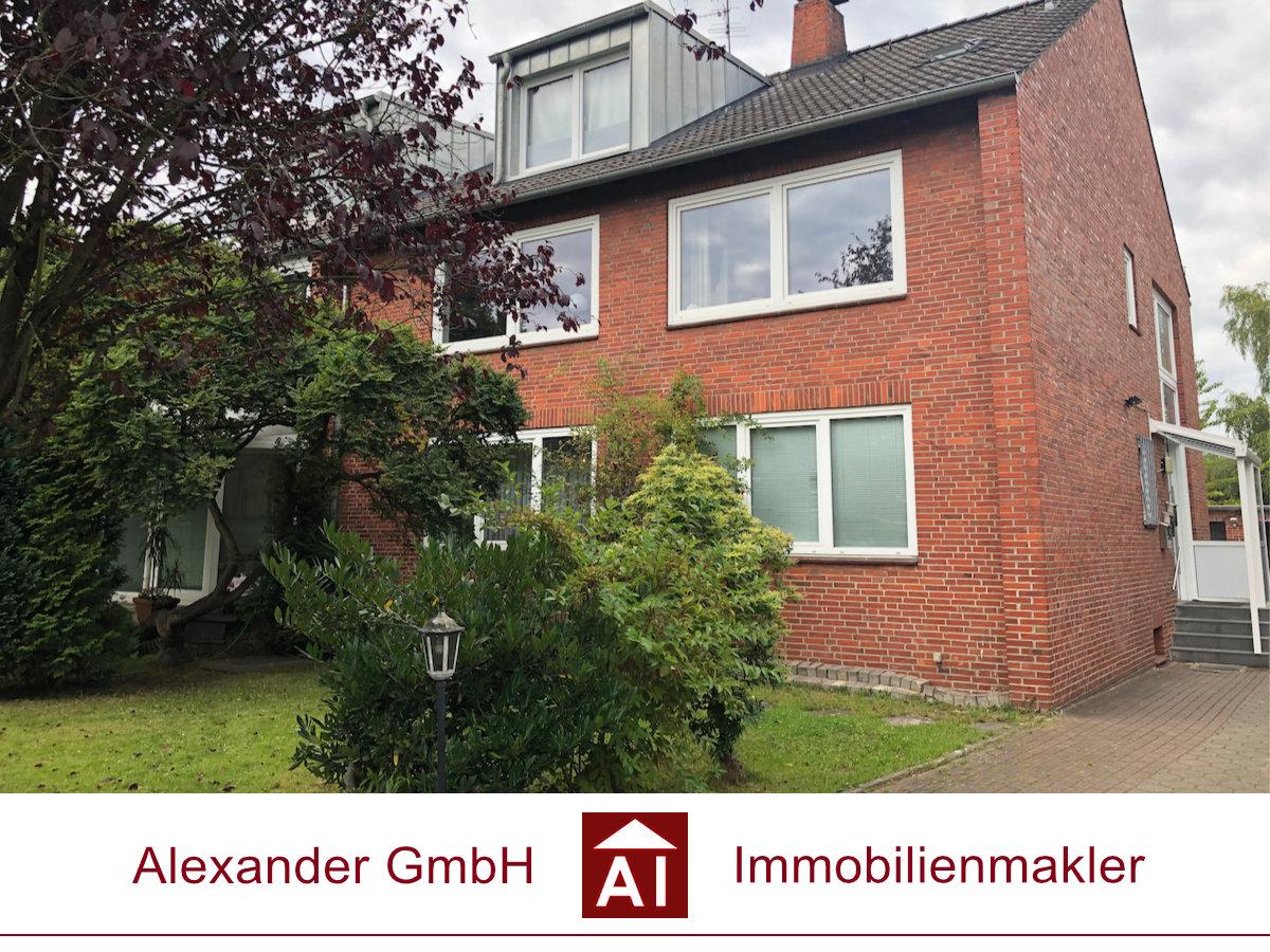 Eigentumswohnung Marienthal - Alexander GmbH - Immobilienmakler Hamburg - Immobilienmakler für Marienthal