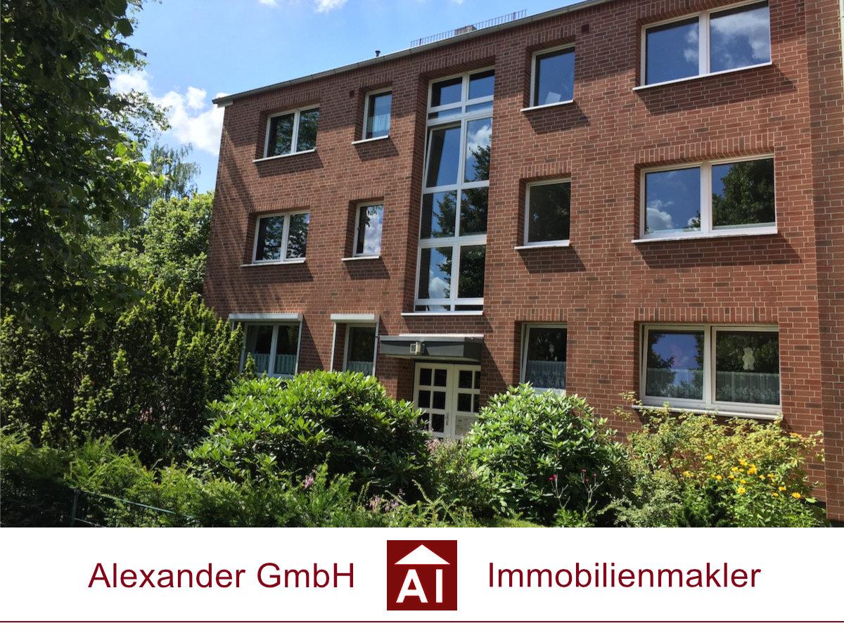 Eigentumswohnung Tonndorf - Alexander Immobilienmakler Hamburg - Immobilienmakler für Tonndorf