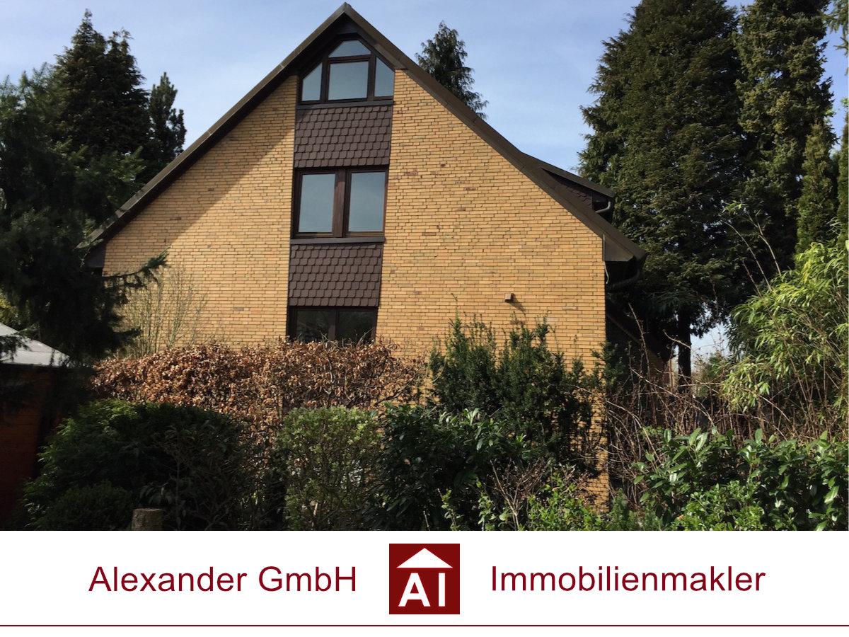 Einfamilienhaus Jenfeld - Alexander Immobilienmakler - Immobilienmakler für Jenfeld