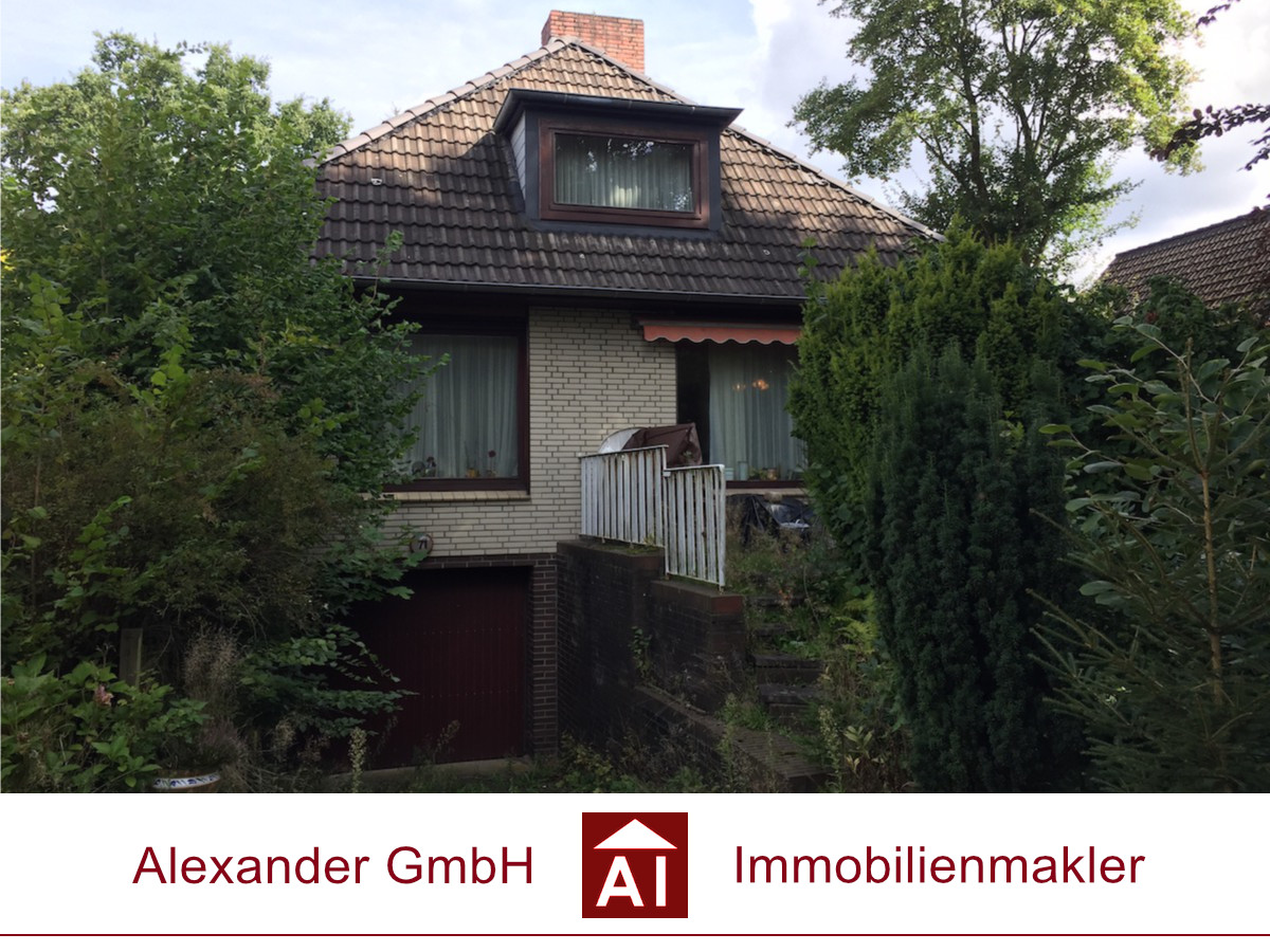 Immobilienmakler Sasel - Alexander GmbH - Immobilienmakler Hamburg - Immobilienmakler für Sasel