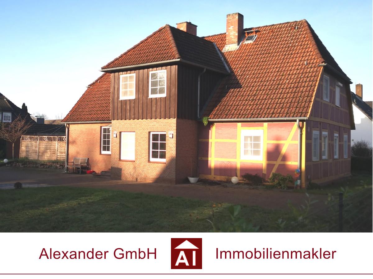 Einfamilienhaus Winsen Luhe - Alexander Immobilienmakler - Immobilienmakler für Winsen Luhe