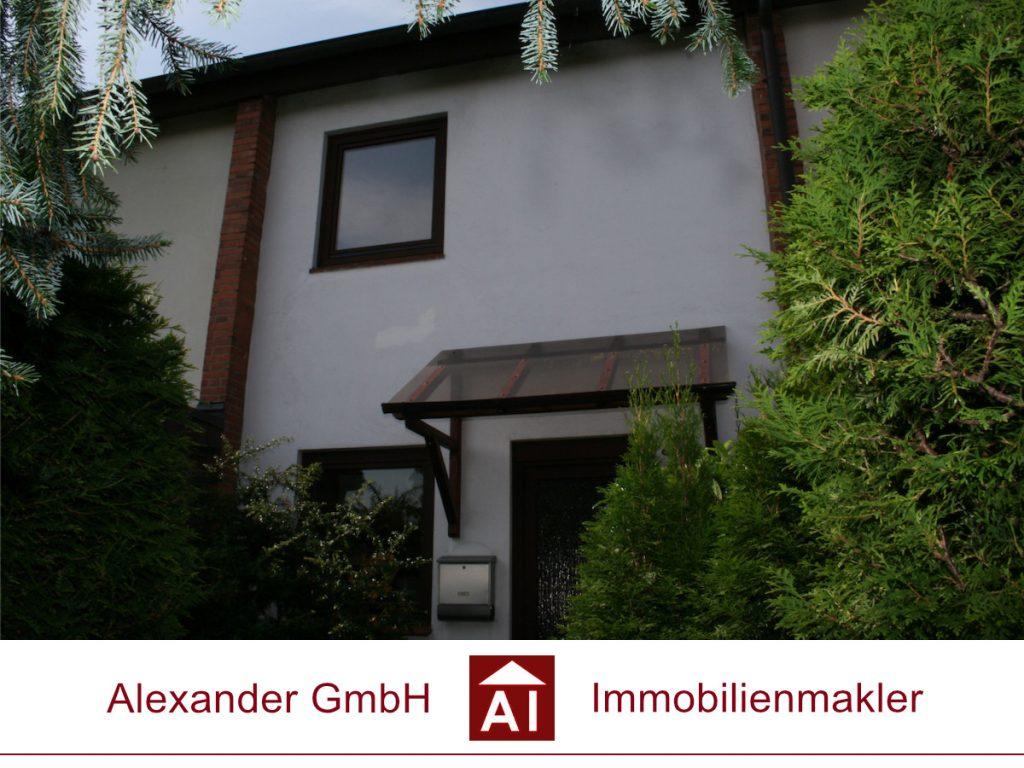 Reihenhaus Bramfeld - Alexander GmbH - Immobilienmakler Hamburg - Immobilienmakler für Bramfeld