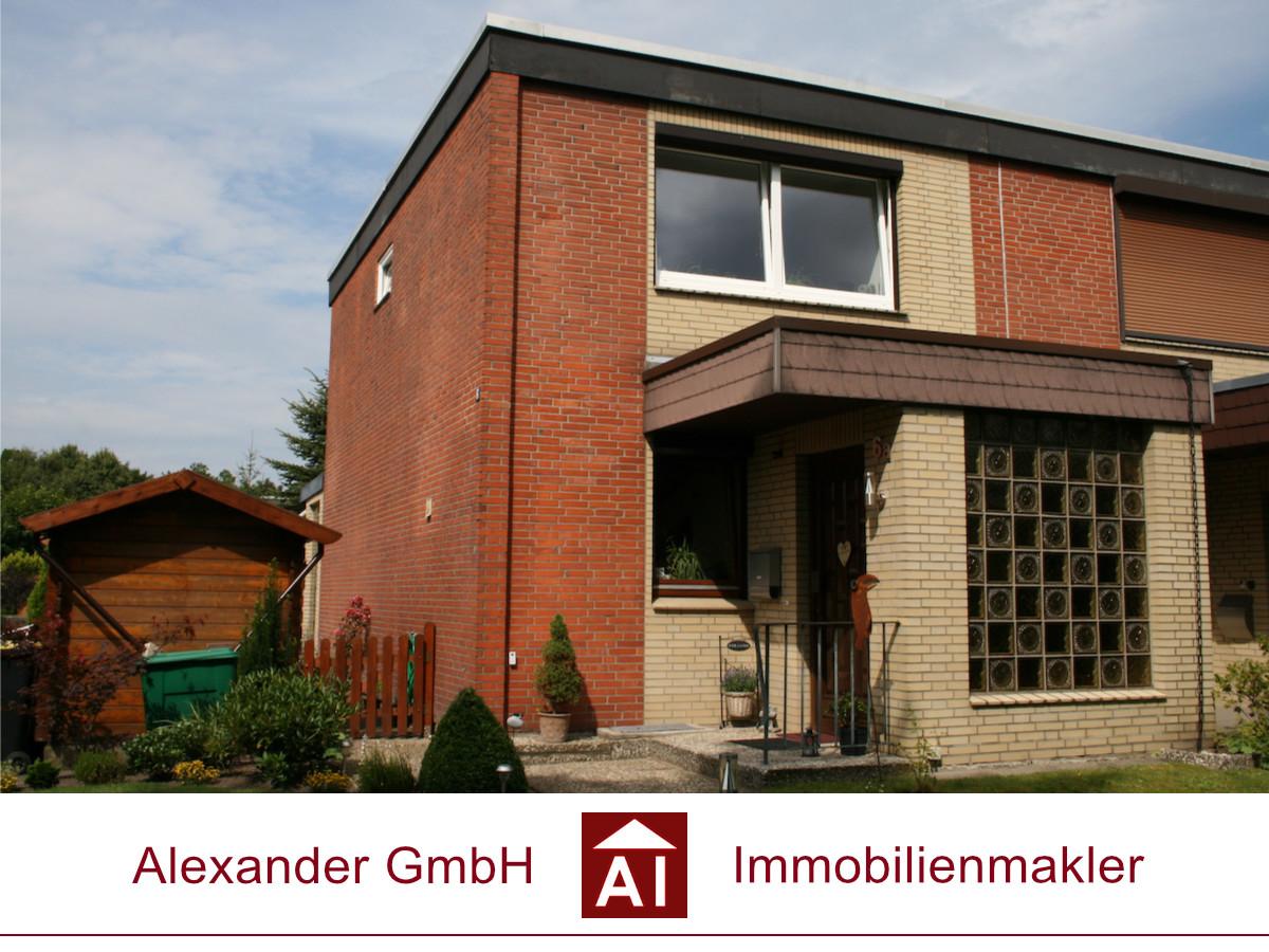 Endreihenhaus Rahlstedt - Alexander Immobilienmakler - Immobilienmakler für Rahlstedt