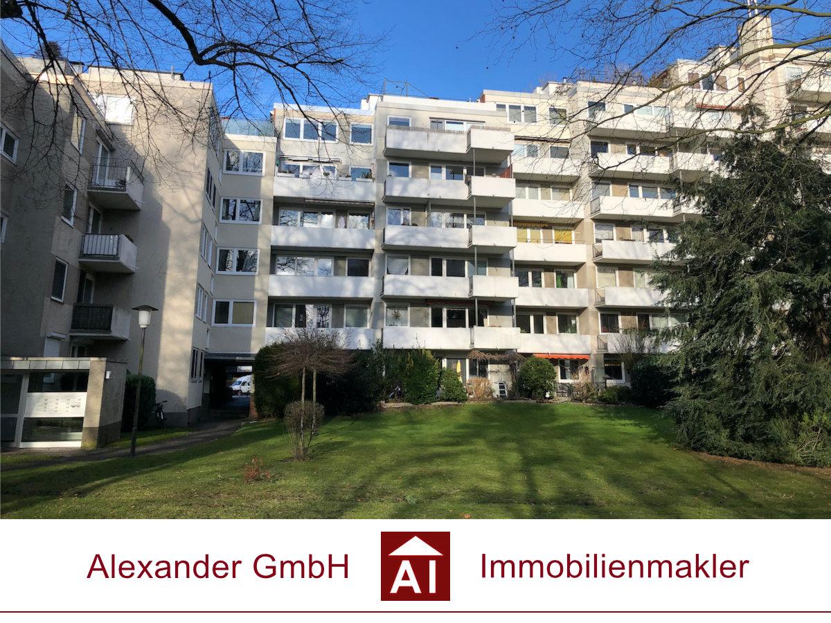 Eigentumswohnung Lokstedt - Alexander GmbH - Immobilienmakler Hamburg - Immobilienmakler für Lokstedt