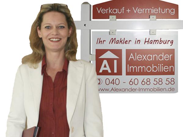 Alexander Immobilienmakler Hamburg - Alice Alexander