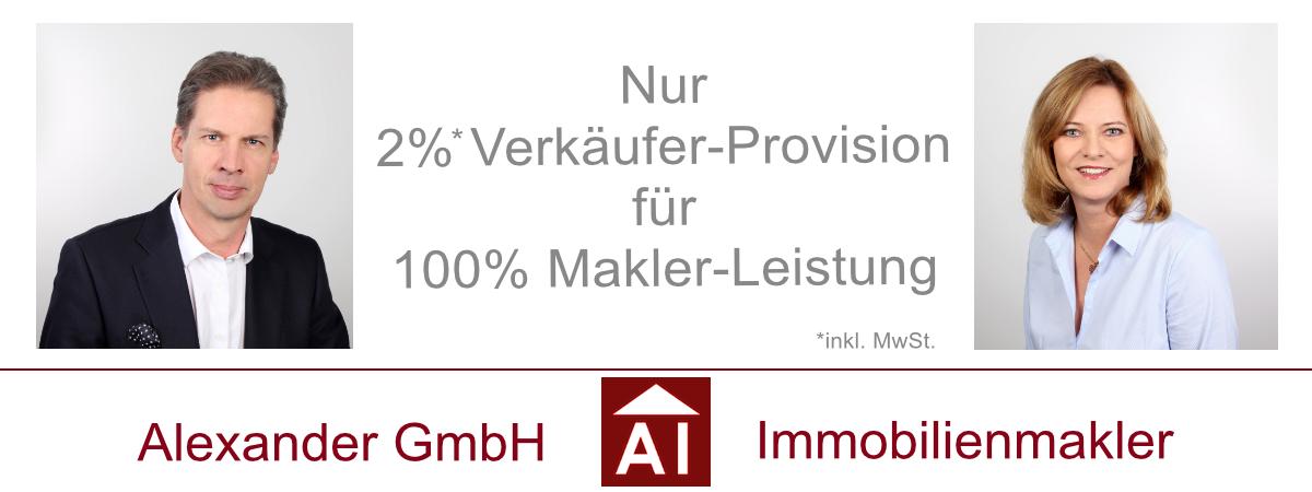 Alexander Immobilienmakler Hamburg - Verkauf