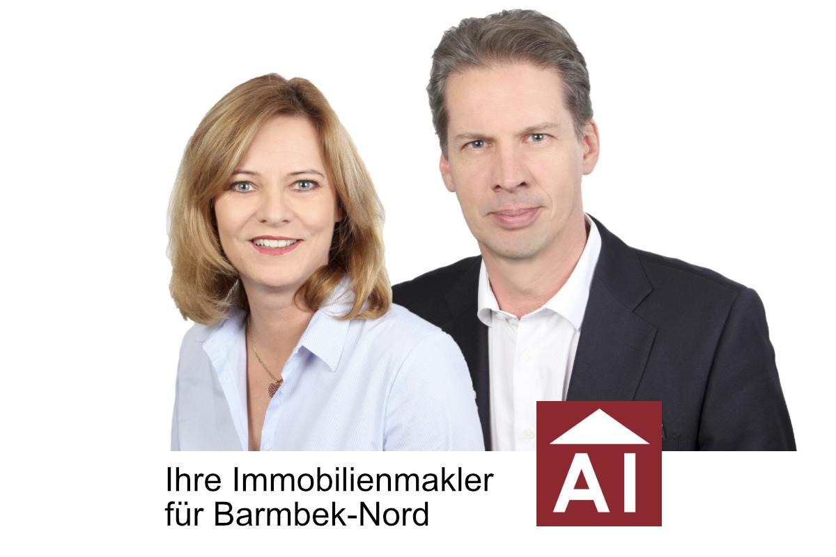 Immobilienmakler für Barmbek-Nord - Alexander GmbH - Immobilienmakler Hamburg