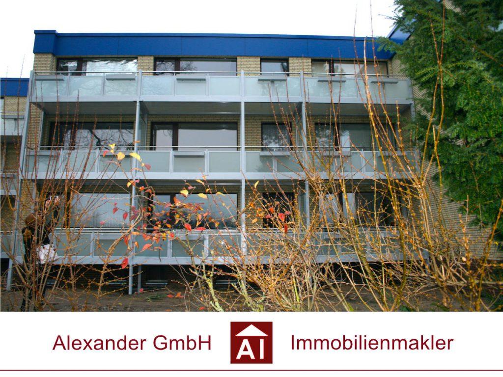 Eigentumswohnung Groß Borstel - Alexander Immobilienmakler - Immobilienmakler für Groß Borstel