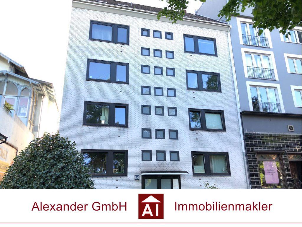 Eigentumswohnung Uhlenhorst - Alexander Immobilienmakler - Immobilienmakler für Uhlenhorst