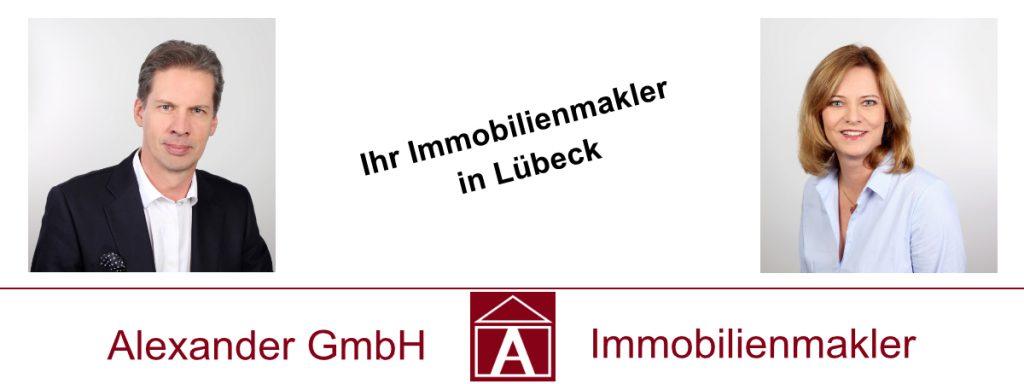 Immobilienmakler Lübeck - Alexander GmbH - Immobilienmakler in Hamburg & Lübeck