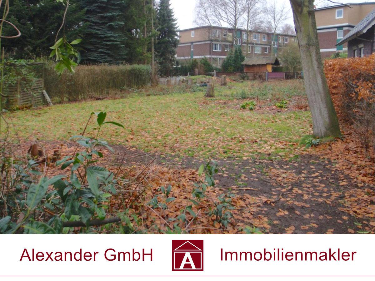 Grundstück Alt-Rahlstedt